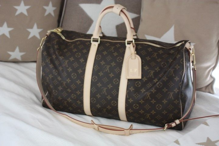 Louis Vuitton Keepall 55