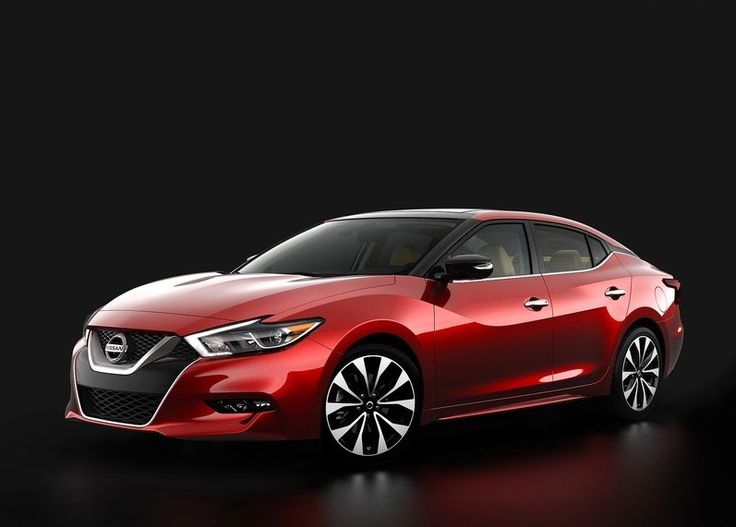 2016 Nissan Maxima, The Sumptuous Sedan's