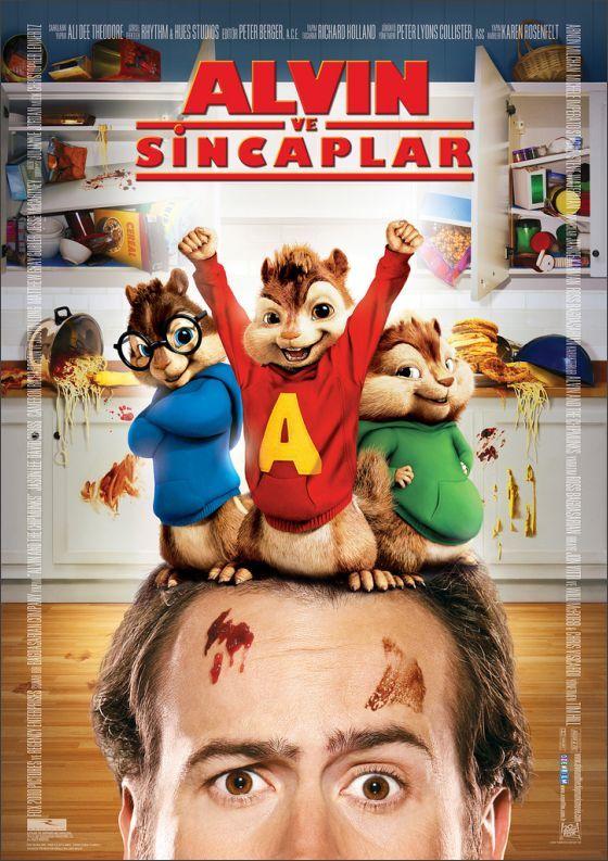 Alvin ve Sincaplar/ Alvin and the Chipmunks