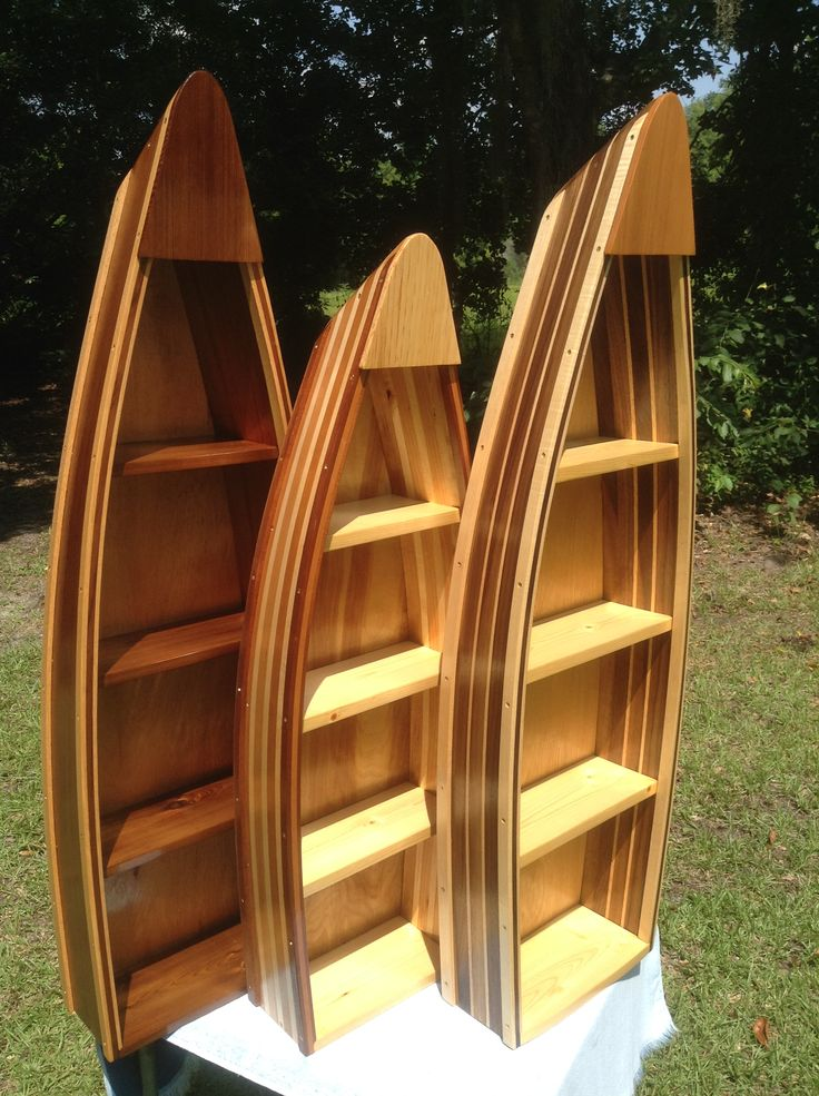 Handmade Boat Shelves Cedar And Wood Strip Boat Shelf 4ft