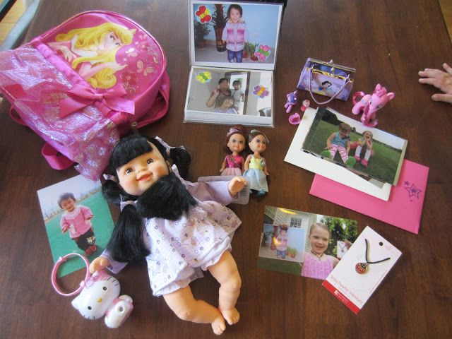 CHINA ADOPTION CARE PACKAGE POST:  The Oasis - Adopting HIS Children: Haven's Care Package
