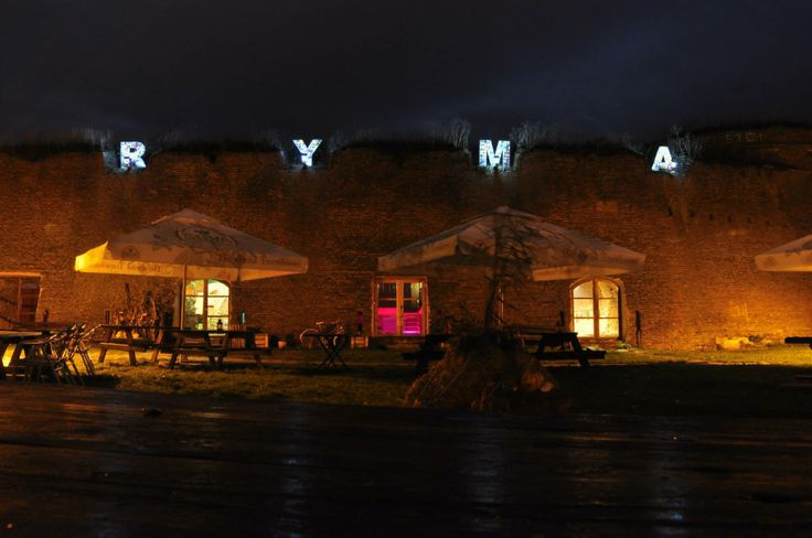 Ryma - cultural space in the old fortification walls - Alba Iulia