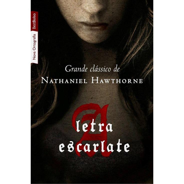Livro - Letra Escarlate, A