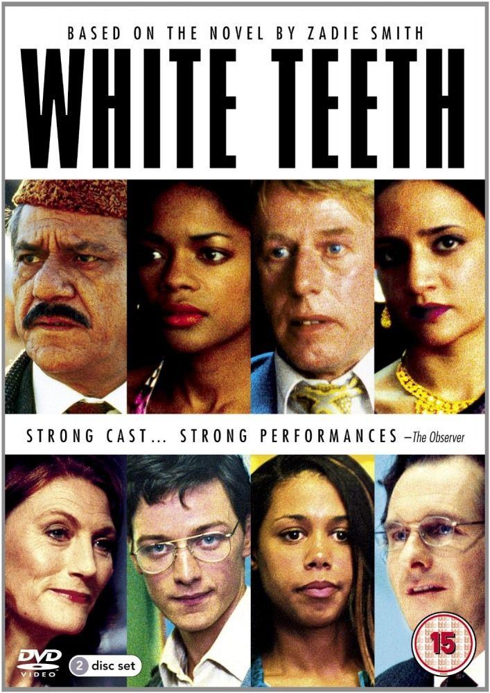 Фильм Белые зубы (мини-сериал) 2002 (1 сезон) смотреть онлайн бесплатно в HD качестве