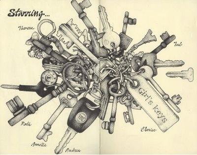 andrea josephs sketchblog: for a minute i lost myself
