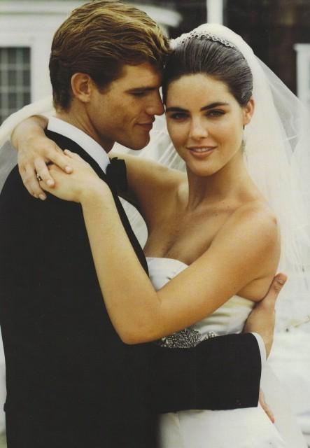 Estee lauder beautiful perfume wedding dress