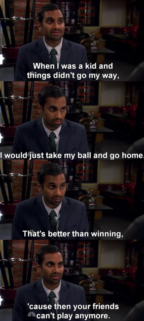 Tom Haverford - Parks & Rec
