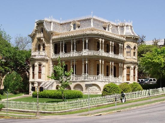 historical houses in america | Stay America - Austin - Downtown - 6th St.: The historic house ...