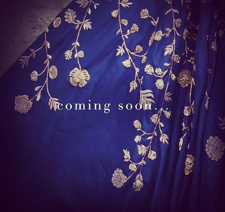 Fusion hand work # Jayanti reddy # Indian fashion