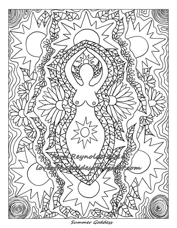 Printable Coloring Page Coloring