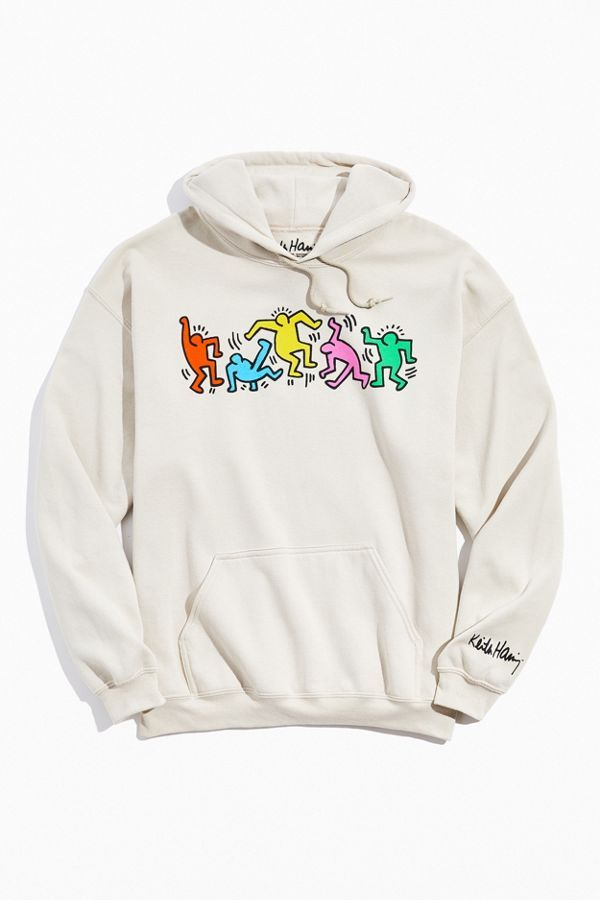 Keith Haring Hoodie Sweatshirt In 2020 Sweatshirts Hoodie