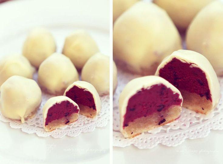 Blueberry Biscuits with White Chocolate Recipe (gluten-free) - Recept på Blåbärsbiskvier med vit choklad