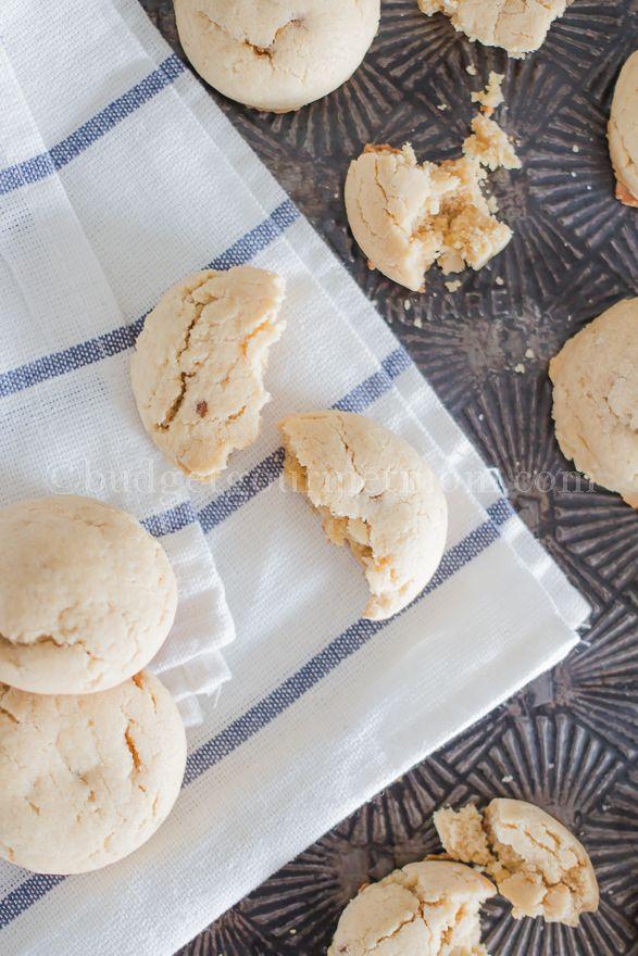 Butterscotch Cookies from @Krista {