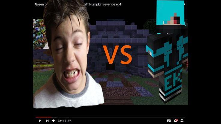 Bloody-  Minecraft Pumpkin Revenge ep2