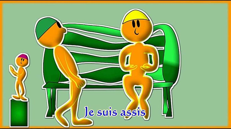 Assis, Debout - alain le lait (Sit down, Stand up)