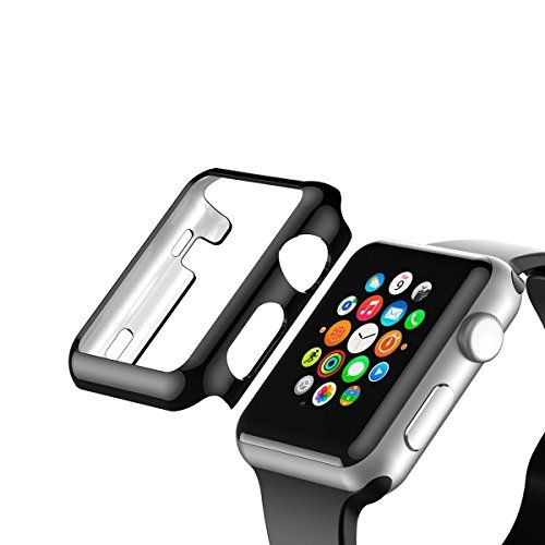 Yuqoka Coque Apple iWatch Series 2 pour 42mm Ultra-Mince en PC Protection pour Apple Watch iWatch Housse - https://streel.be/yuqoka-coque-apple-iwatch-series-2-pour-42mm-ultra-mince-en-pc-protection-pour-apple-watch-iwatch-housse/
