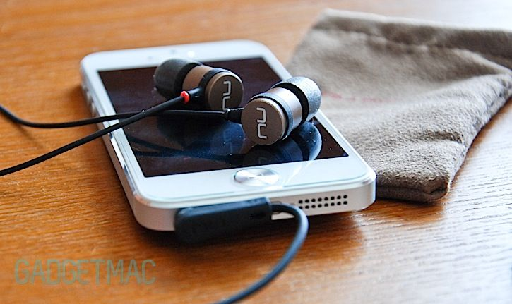 NuForce NE-700M Sound-Isolating In-Ear Headphones Review - Gadget and Accessory Reviews - Gadgetmac