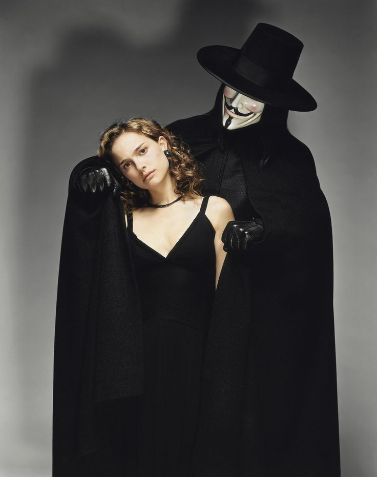 Natalie Portman (V for Vendetta) http://collectivelyconscious.net/articles/200-best-movies-for-the-evolution-of-consciousness/