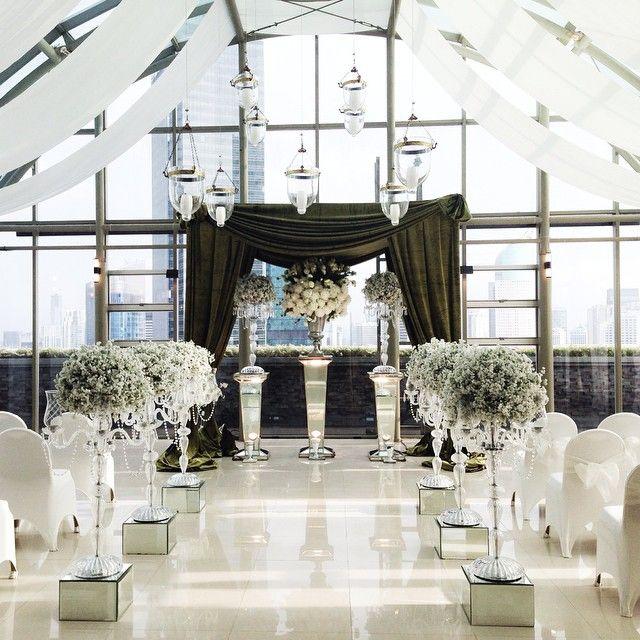 A Beautiful Space At Wedding Fair Grandhyatt Jakarta Photo Courtesy Of Olivia Tobing