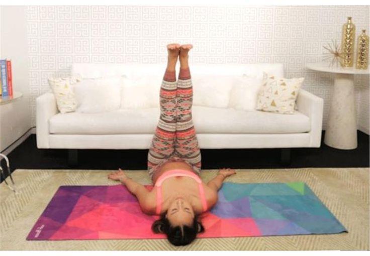 4 πανεύκολες στάσεις γιόγκα που θα σε βοηθήσουν να χωνέψεις πιο γρήγορα