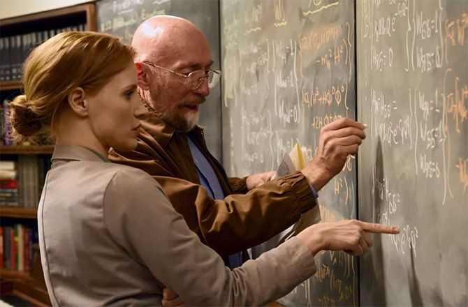 The Science of Interstellar documentary - https://www.youtube.com/watch?v=p4LNwz2h8hg Photo: Kip Thorne with actor Jessica Chastain (Elena Murchikova was Chastain's main adviser on-set). If curious, support the endeavor of interstellar travel: http://www.tauzero.aero/interstellar_organizations through donations, promotion of interest, attending workshops/conferences  to contribute ideas and thoughtful speculation. We're all in this together..