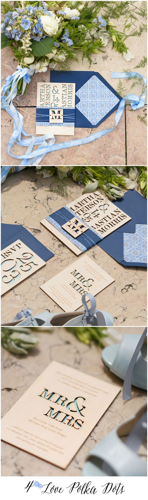 Beautiful wooden engraved wedding  invitations #sponsored