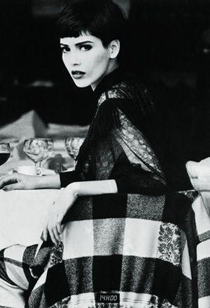 Brazilian model Cristina Cordula
