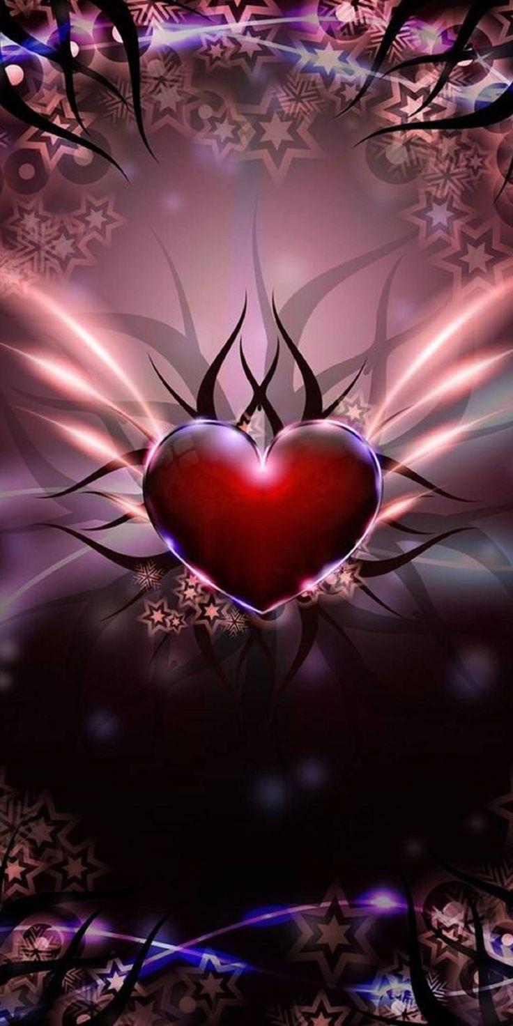 Best Pin By Starlight Starlight On Wallpaper Heart Wallpaper 400 x 300