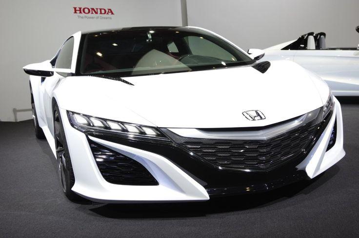 New 2016 Honda NSX