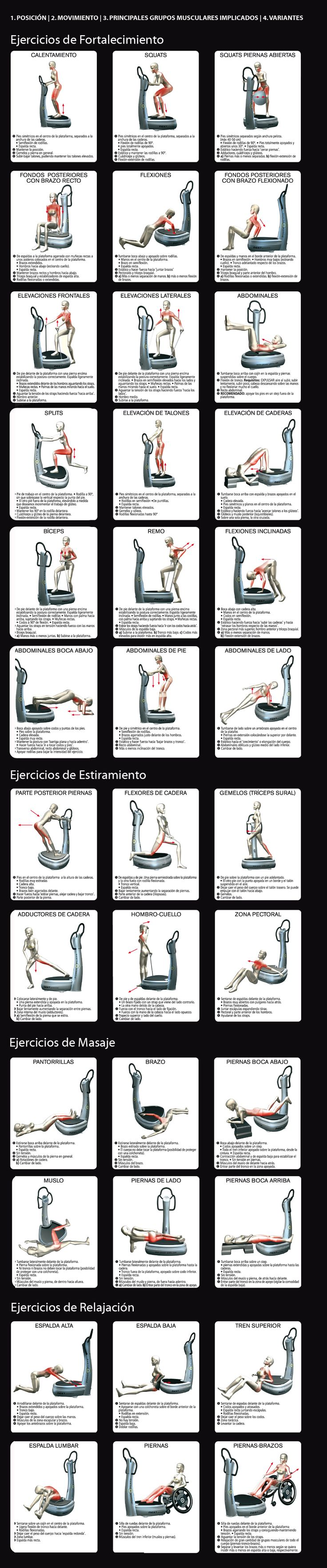 9 best images about power plate on pinterest the challenge free workout videos and to tell. Black Bedroom Furniture Sets. Home Design Ideas