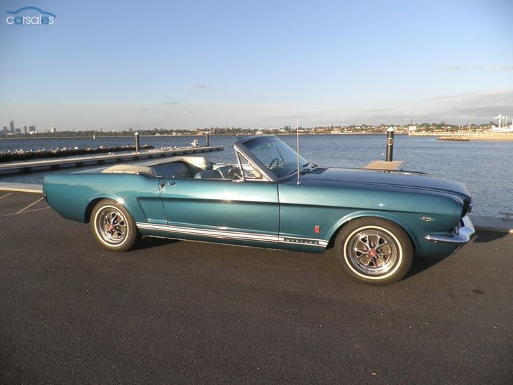 1965 Ford Mustang MY1965