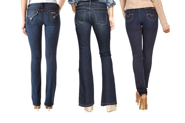 The pockets on your jeans can make all the difference in accentuating and flattering your butt, no matter its size.