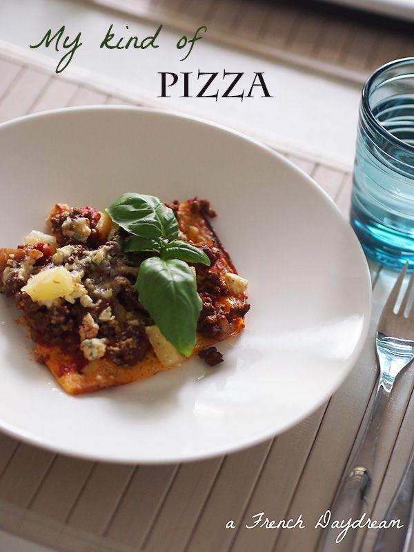 Viljaton pitsapohja | Me Time
