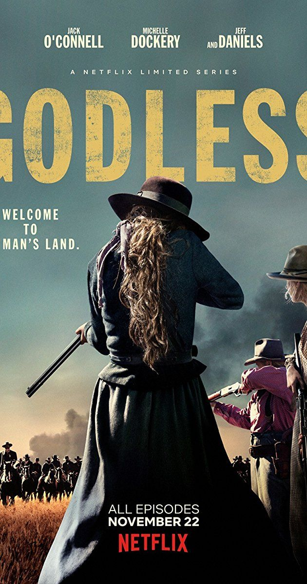 With Jack O'Connell, Michelle Dockery, Scoot McNairy, Merritt Wever. Frank Griffin, an outlaw terrorizing the 1880s American West, hunts down Roy Goode, his partner turned enemy. Roy hides out at a ranch as Frank's chase leads him to La Belle, New Mexico - a town mysteriously made up almost entirely of women.