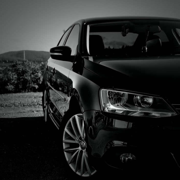 Jetta TDI highline B&W