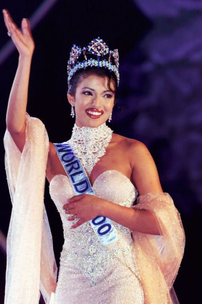 Miss World 2000 from India