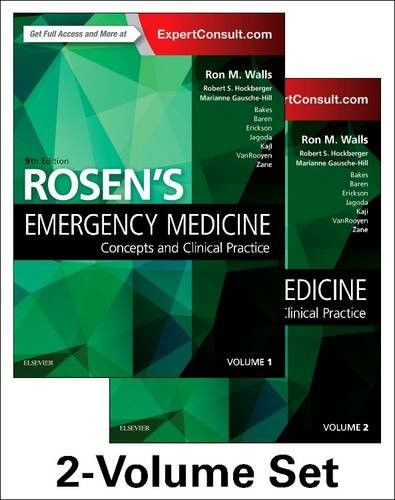 15 best emergency medicine images on pinterest emergency medicine rosens emergency medicine concepts and clinical practice 2 volume set fandeluxe Image collections