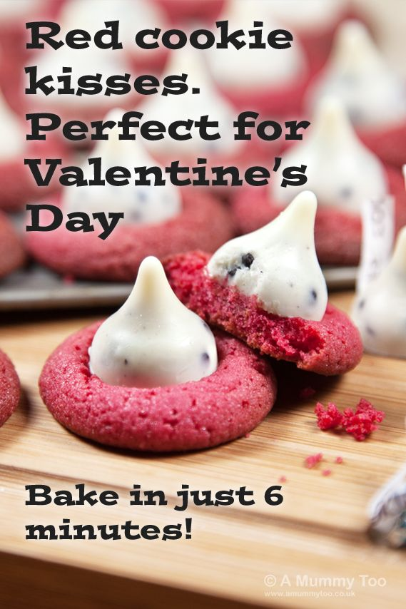 A Cute Valentine S Cookie Recipe Holidays Pinterest Cookies And Recipes