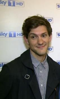 Mathew Baynton -- UK's SPY, and Horrible Histories