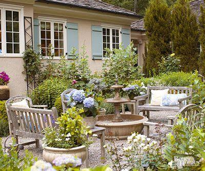 best 25+ gravel patio ideas on pinterest | patio lighting ... - Simple Patio Ideas