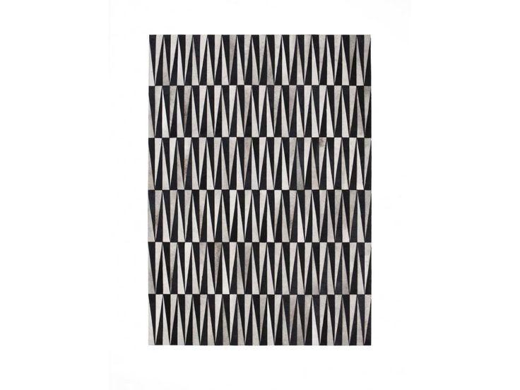Dywan Opal Czarny 140x200 cm — Dywany Linie Design — sfmeble.pl