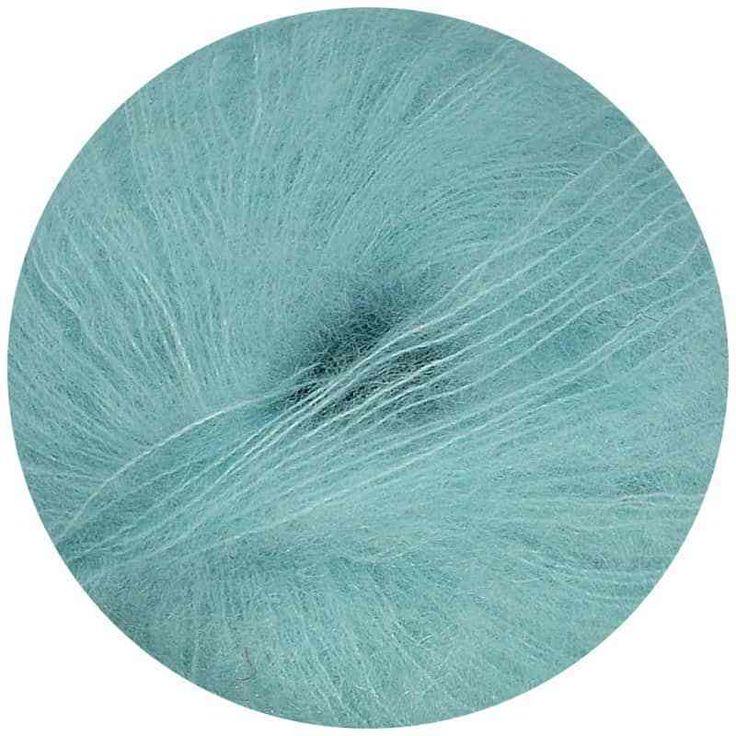 Sugar Bush ::Drizzle #8004:: Mohair Silk Yarn Dewdrop
