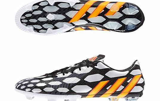 Adidas Predator LZ World Cup 2014 Firm Ground adidas Predator® LZ World Cup 2014 Firm Ground Football Boots BlackALL IN OR NOTHINGThese black adidas Predator LZ World Cup 2014 Firm Ground Football Boots are the latest in a line of new predator  http://www.comparestoreprices.co.uk/football-equipment/adidas-predator-lz-world-cup-2014-firm-ground.asp