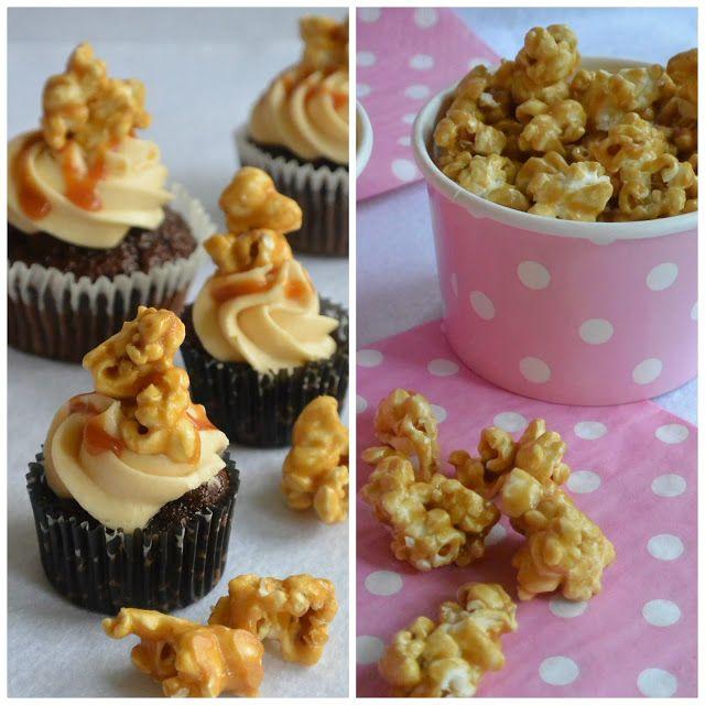 Celebration Treats 4U: Caramel Corn pikkuherkuksi/koristeluun