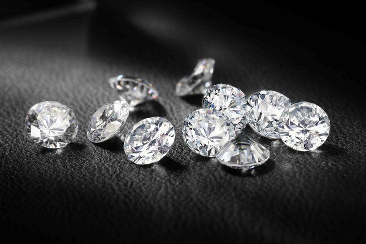 Diamond - Gemstone of the Month April