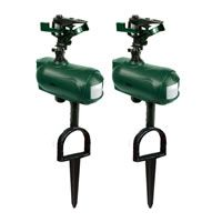 Electronic Repellents, Havahart Spray Away® Motion Activated Sprinkler 2.0 - Bundle, 5266B $120