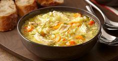 Une poitrine de poulet de trop...transformez-la en soupe!
