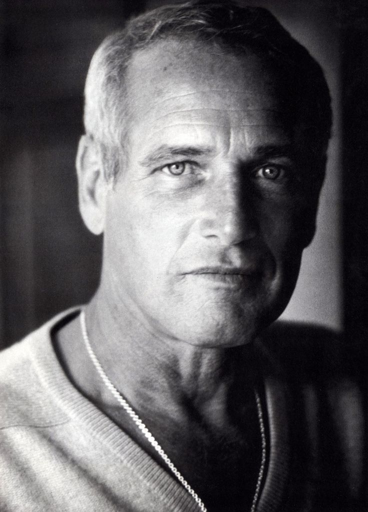 Talk about beautiful....Paul Newman