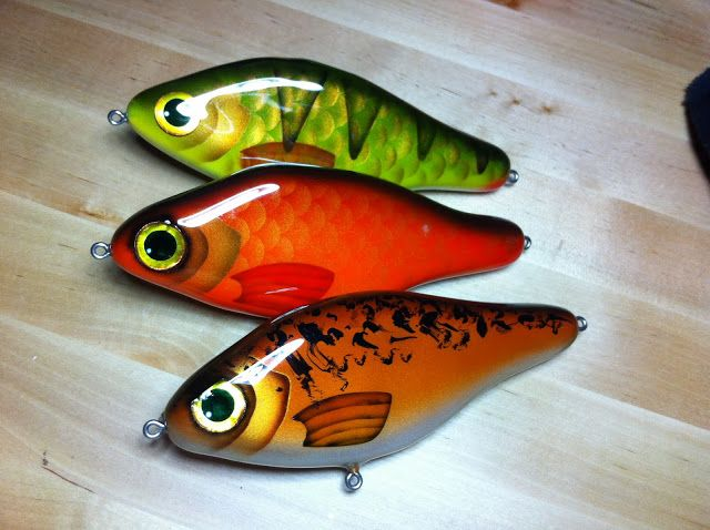 440 best images about fishing fly fishing on pinterest for Airbrushing fishing lures