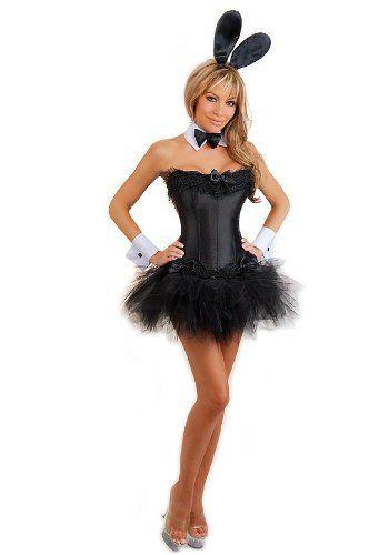 daisy corsets bunny costume playboy bunny costumecorset costumeshalloween - Halloween Costumes Playboy